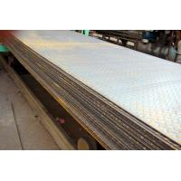 Quality SS400, Q235B, S235JR Hot Rolled Steel Coils / Checkered Steel Plate, 2000mm -12000mm Long for sale