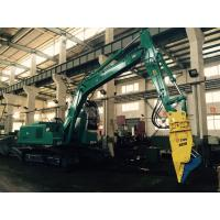 Quality High Efficiency Grab Steel Machine Hydraulic Driven With Excavator for sale