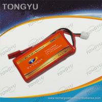 Quality FPV Transmitter and LiPo RC Receiver Battery Pack 11.1V 1350mAh for sale