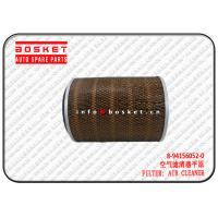 Quality ISUZU NPR Parts NKR 600P 4JH1 8-94156052-0 8941560520 Air Cleaner Filter for sale