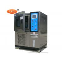 Quality 20%~98% RH Thermal Humidity Cycling Test Chamber With Viewing Window for sale
