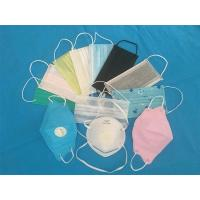 Buy cheap 2 ply tie-on Non-woven ,green face mask for doctor in hospital from wholesalers