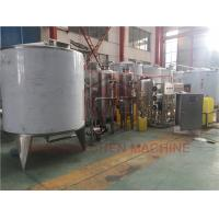 Quality Stainless Steel Ro Water Filtration System For Drinking Water Filling Machine for sale