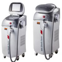 Quality Pain Free Soprano / Alexandrite Laser Hair Removal Machine 808nm diode Laser for sale