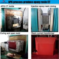 Quality best selling automatic injection moulding apg machine for high voltage instrument transformer for sale
