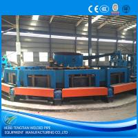Quality Horizontal Accumulator Tube Mill Auxiliary Equipment High Speed ISO9001 for sale
