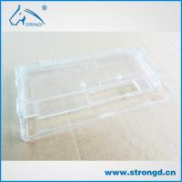 Buy CNC Machined Prototype Customzied Drawing Transparent  Acrylic for Consumer Goods High Polish at wholesale prices