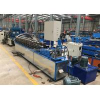 China Durable Rolling Shutter Strip Forming Machine With Adjustable Working Speed on sale