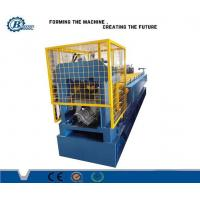China 8.5 Kw Hydraulic Metal Roof Ridge Cap Roll Forming Machine / Roofing Sheet Making Machine on sale