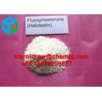 Quality Fluoxymesterone Raw Hormone Testosterone Powder Bodybuilding Supplements 76-43-7 for sale