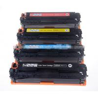 Quality For HP 128A CE320A 321A 322A 323A Color Toner Cartridges Used For HP CP1525 CM1415 for sale