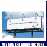 Quality 5m available frontlit solvent pvc canvas banners for sale