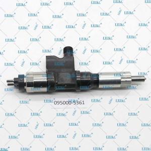 common rail exchange injectors 095000-5361 Fuel Injector Diesel 095000 5361 0950005361 for diesel car