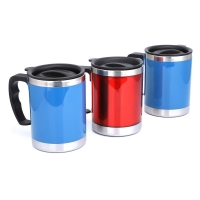 Quality Plastic 400ml 13 Oz Stainless Steel Insulated Mug for sale