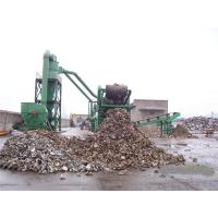 Quality 450 KW PSX Scrap Shredder Flattened Car Bodies Tin Plate PLC Operation for sale