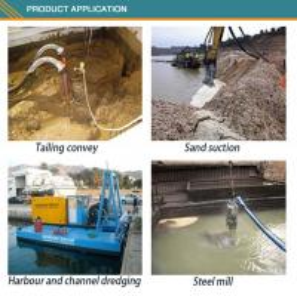 150 HP submersible pumps pond dredging pump for sale