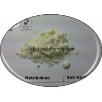 Quality Trenbolone Steroids Metribolone 965-93-5 Trenbolone Steroids For Cancer Treatment for sale