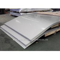 Buy ASTM A240 M - 15 Cold Rolled Stainless Steel Sheet / 0.3 - 6mm 304 SS Plate at wholesale prices