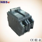 Quality NBSe TQL 2P 60A Plug Fuse Circuit Breaker 10kA 50/60Hz For Household / Automotive for sale