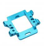 Quality anodize blue color cnc milling aluminum 6061 metal parts rapid prototype for sale