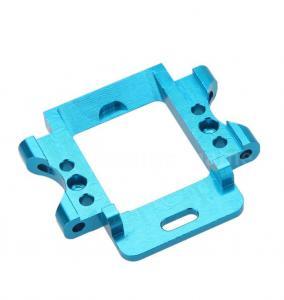 Buy cheap anodize blue color cnc milling aluminum 6061 metal parts rapid prototype from wholesalers