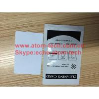 Buy ATM Machine ATM spare parts ATM Encoded Cleaning Card at wholesale prices
