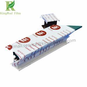 Easy Peel Cheaper Price 40mm-1600mm Width PE Protection Tape for Aluminium Profiles