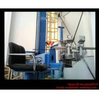 Quality Automatic Pipe Welding Manipulators for Tanks and Vessels , VFD Control 120 - 1200 mm/min for sale