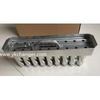 Stainless steel ice lolly frozen mould manual use glycol brine salty water freeze tank