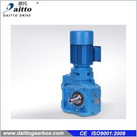 Quality S Series Helical-worm Gearbox for sale