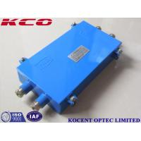 China 4 Cable Ports 12 Cores Mine Use Explosion Proof Fiber Optic Splice Enclosures on sale
