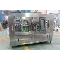 Quality Monoblock 3 In 1 Pet Bottle Filling Machine Automatic Washing Filling Capping Machine for sale