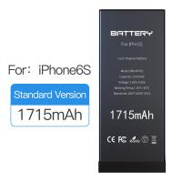Buy cheap Original Capacity 1715mAh Apple Iphone 6s Battery 0 Cycle 800 Recycling Times from wholesalers