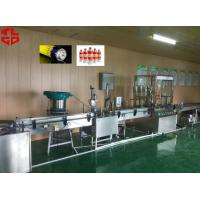 Quality Spray Cartridge LPG Gas / Butane Gas Filling Machine Automatic Product Line for sale