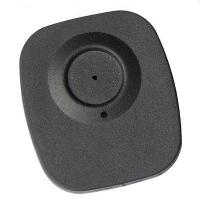 Buy cheap High quality plastic alarming tag EAS RF black security tag for supermarket anti from wholesalers