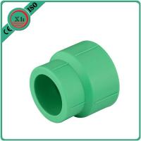 Quality No Calcification Plastic Pipe Socket 20 - 110 MM Size Long Life Span for sale
