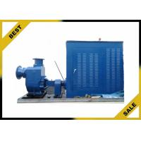 Quality Large 56kw High Volume Diesel Engine Water Pump Eletrical Starting Method for sale