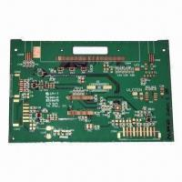 Quality LCD Control Board with ENIG Surface and 1.4mm Thickness for sale