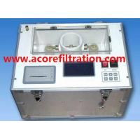 Quality ICE156 Transformer Oil Dielectric Strength Tester for sale
