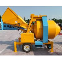 Buy cheap ITALIAN type full hydraulic weighing Concrete Mixer , Concrete mixer , Mobile Concrete Mixer Trailer from wholesalers