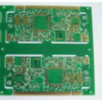 Buy cheap 4layer Immersion Gold Boards (CTE-185) from wholesalers
