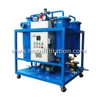 Quality TY Turbine Oil Filtration Plant,Used Turbine Oil Flushing and Filtration System,Vacuum Lube Turbine Oil Polishing System for sale