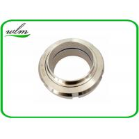 Quality Hygienic Threaded Pipe Union Couplings / Quick Release Hose Couplings BS4825-4 IDF ISS for sale