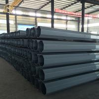 Quality 45FT 13.7M Octagonal Galvanized Steel Pole With Hardware ISO 9001 Certified for sale