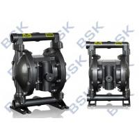 Buy Food Industry Air Driven Double Diaphragm Pump Convenient Installation at wholesale prices