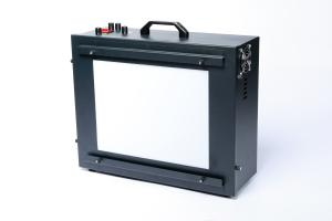 Quality 3nh T259004 3100K Transmission Light Box 120000Lux With 4 Color Temperature for sale