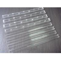 Quality CNC Machined Prototype Customzied Drawing Transparent  Acrylic for Consumer Goods High Polish for sale