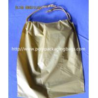 Buy cheap Moisture proof Drawstring Plastic Bags for Hotel Laundry,pillow, garment, from wholesalers