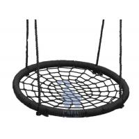 Buy Toddler / Kids Web Swing For Tree / Backyard Semi-Open Bucket Swing at wholesale prices