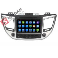 Buy Multi Touch Capacitive 8 Inch Android Car Stereo , 2015 Hyundai Tucson Dvd at wholesale prices